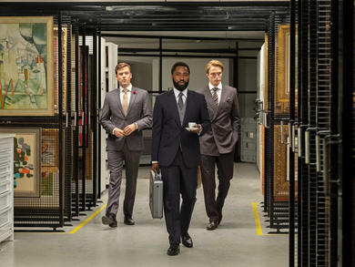 Tenet star John David Washington on the long-awaited blockbuster