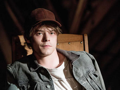 Stranger Things star Charlie Heaton discusses The New Mutants