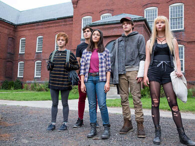 Movie review: The New Mutants