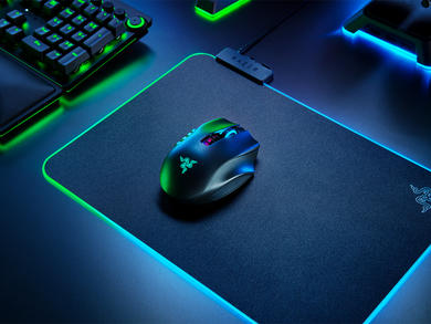 Review: Razer Naga Pro gaming mouse