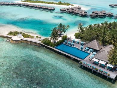 You can now book a year-long stay at Anantara Veli Maldives Resort