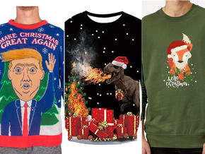 Christmas in Muscat 2020: where to buy the best Christmas jumpers